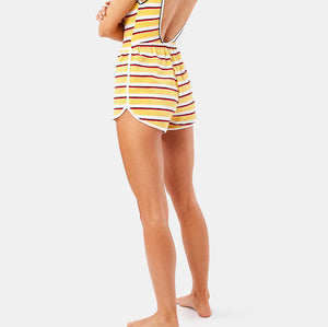 SOLID & STRIPED, BOTTOMS, SOLID & STRIPED | Shorts Tweety Terry - Edgar Martha's Vineyard