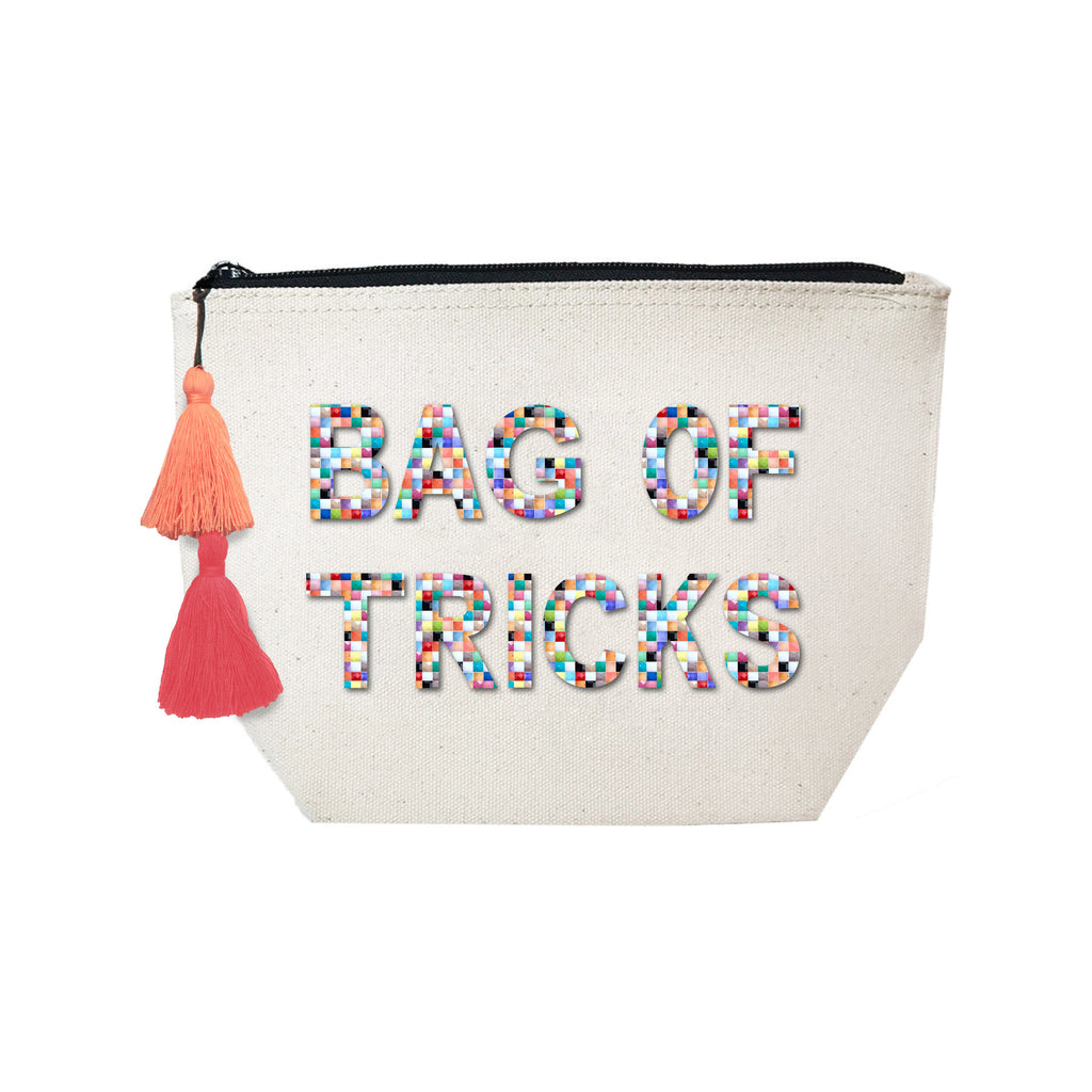 FALLON & ROYCE, ACCESSORY, FALLON & ROYCE | Bag of Tricks Cosmetic Bag - Edgar Martha's Vineyard