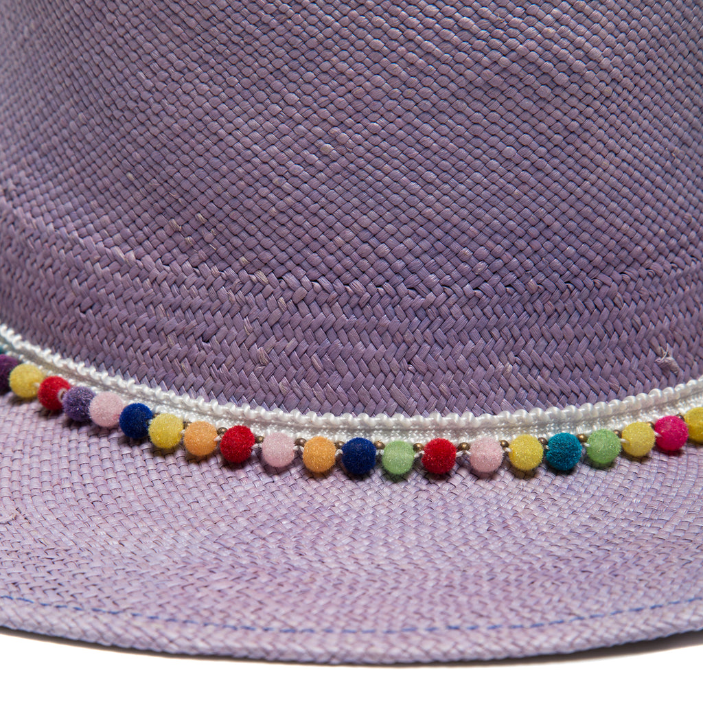 GLADYS TAMEZ MILLINERY, ACCESSORIES, GTM | Bogart Panama Straw Hat - Edgar Martha's Vineyard