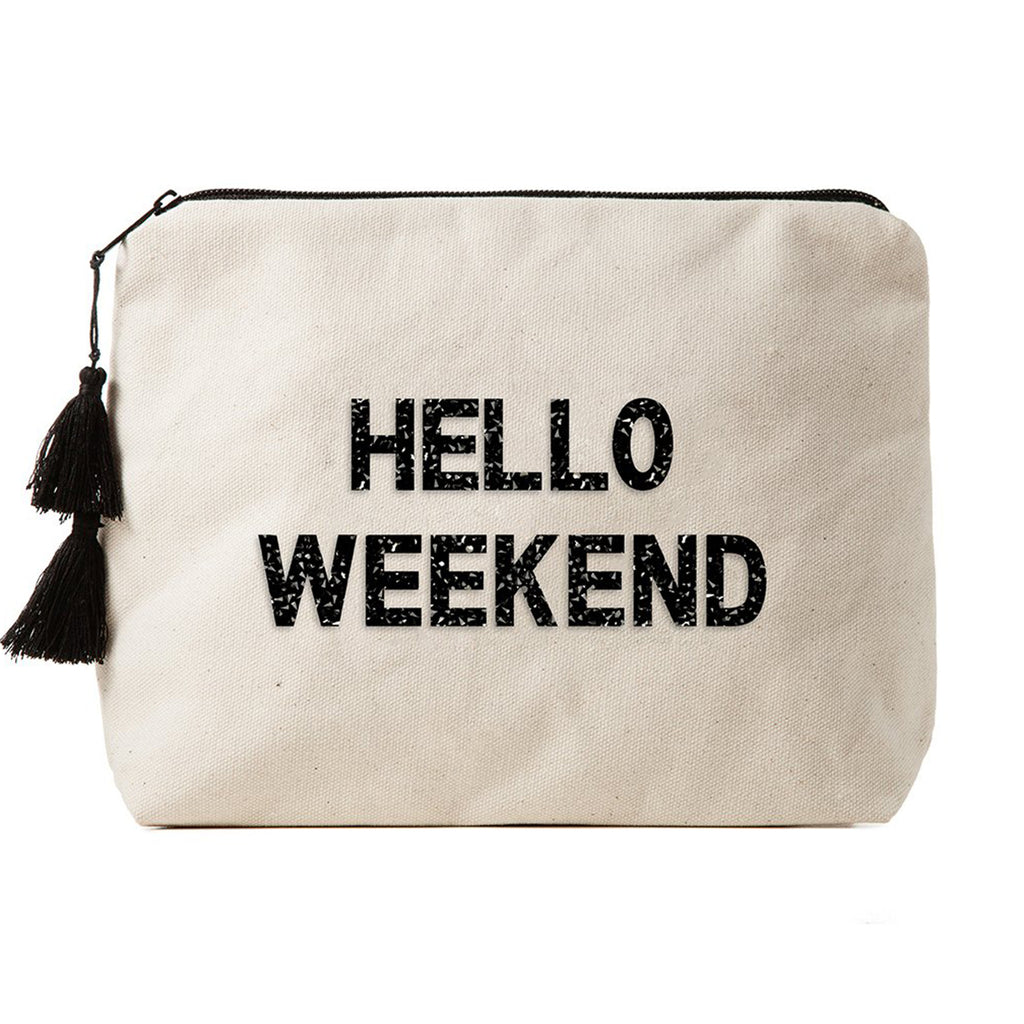 FALLON & ROYCE, ACCESSORY, FALLON & ROYCE | Hello Weekend Bikini Bag - Edgar Martha's Vineyard