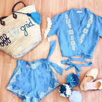 CAROLINA K, BOTTOMS, CAROLINA K | Sandra Shorts - Edgar Martha's Vineyard