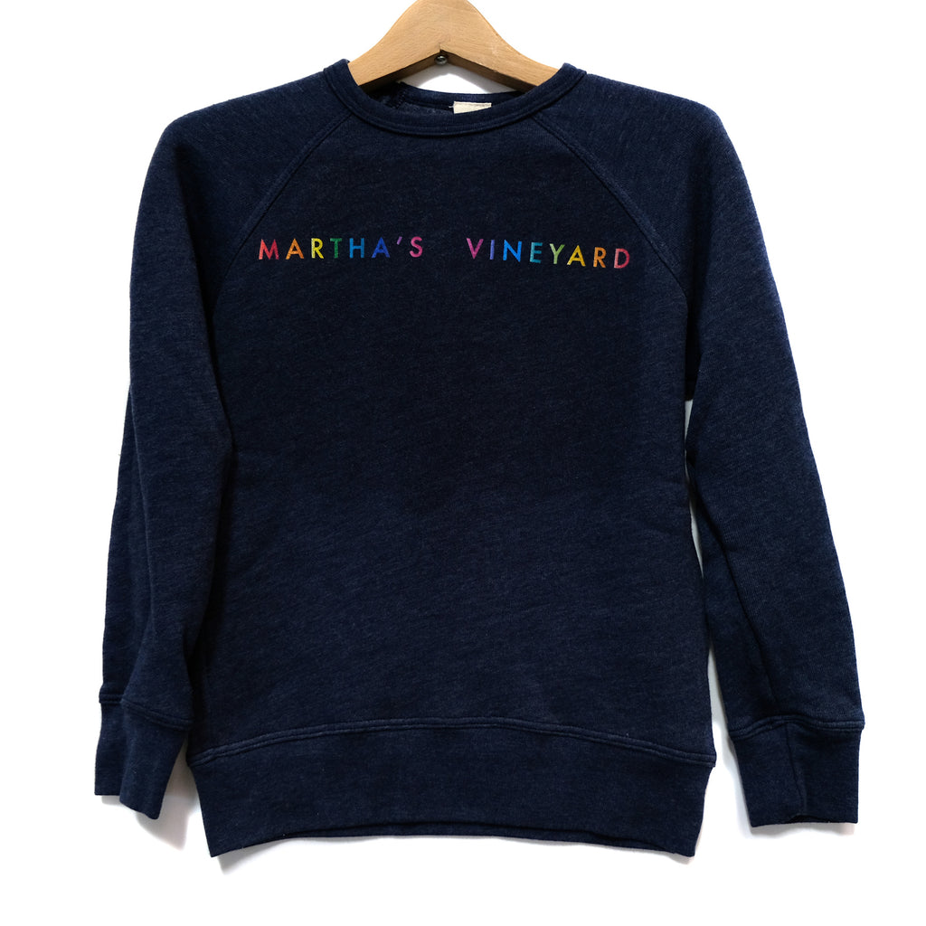 EDGAR mv, KIDS, EDGARmv | Organic Cotton Kids Martha's Vineyard Sweatshirt - Edgar Martha's Vineyard