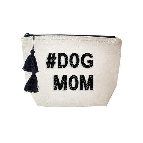 FALLON & ROYCE, ACCESSORY, FALLON & ROYCE | # Dog Mom Cosmetic Case - Edgar Martha's Vineyard