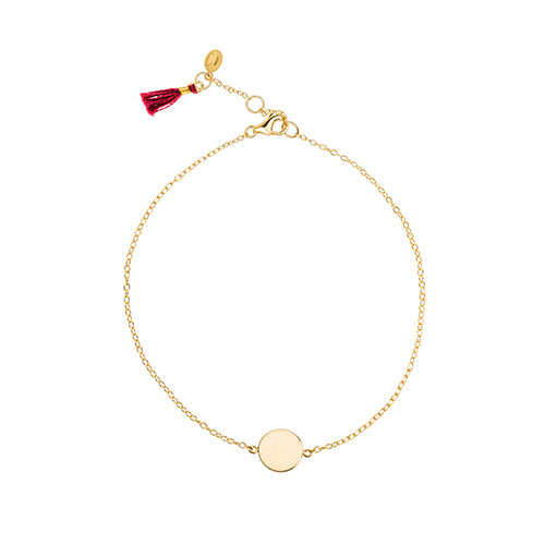 SHASHI, JEWELRY, SHASHI | Dorothy Bracelet Yellow Gold - Edgar Martha's Vineyard