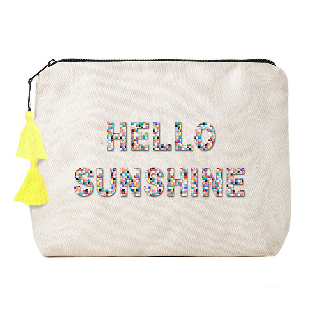 FALLON & ROYCE, ACCESSORY, FALLON & ROYCE | Hello Sunshine Bikini Bag - Edgar Martha's Vineyard