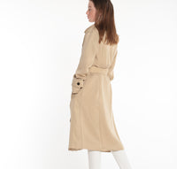 BA&SH, JACKET, BA&SH | Zurich Trench - Edgar Martha's Vineyard
