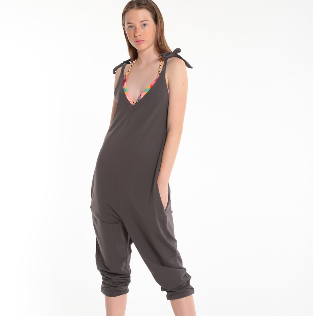 SUNDAYS NYC, BOTTOMS, SUNDAYS NYC | Norwich Jumpsuit - Edgar Martha's Vineyard