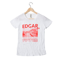 EDGAR mv, TOP, EDGARmv | Vineyard Gazzette Vol.87 No.50 Fitted - Edgar Martha's Vineyard