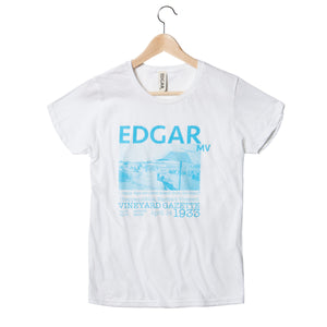 EDGAR mv, TOP, EDGARmv | Vineyard Gazzette Vol.87 No.50 Relaxed - Edgar Martha's Vineyard