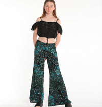POUPETTE ST BARTH, BOTTOMS, POUPETTE ST BARTH | Pant Paloma Panelled - Edgar Martha's Vineyard