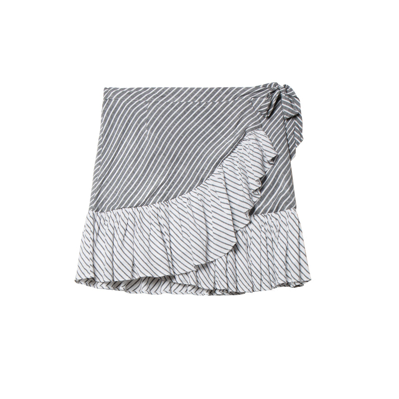 SUBOO | Frill Mini Skirt