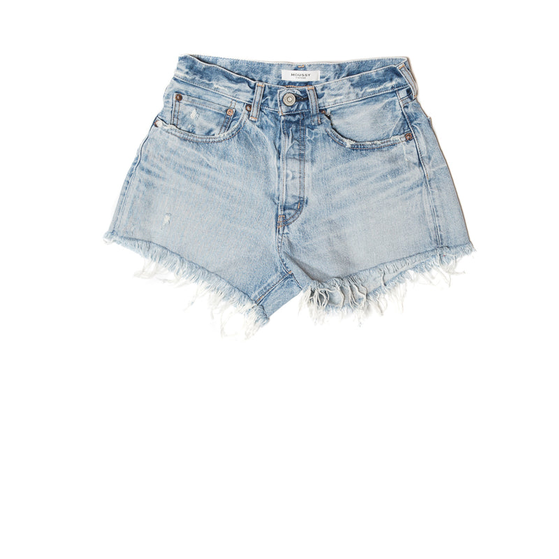 MOUSSY, DENIM, MOUSSY | Matthews Shorts 2310 - Edgar Martha's Vineyard