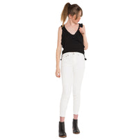MOUSSY, DENIM, MOUSSY | Velma Skinny White 1140 - Edgar Martha's Vineyard