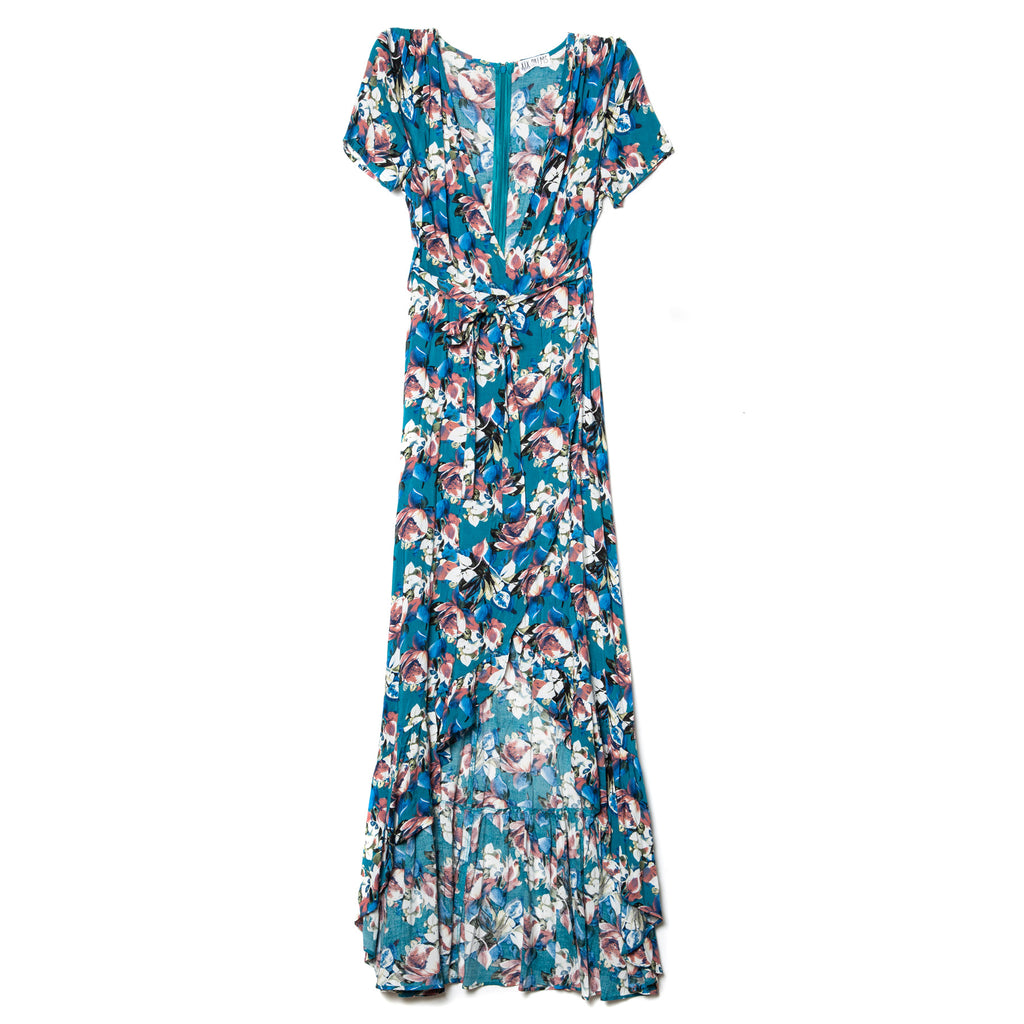 XIXPALMS, DRESS, XIXPALMS| Wrap Dress - Edgar Martha's Vineyard
