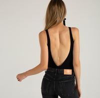 MOUSSY, DENIM, MOUSSY | Comfort Velma Skinny Black 1590 - Edgar Martha's Vineyard
