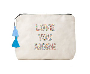 FALLON & ROYCE, ACCESSORY, FALLON & ROYCE | Love You More Bikini Bag - Edgar Martha's Vineyard