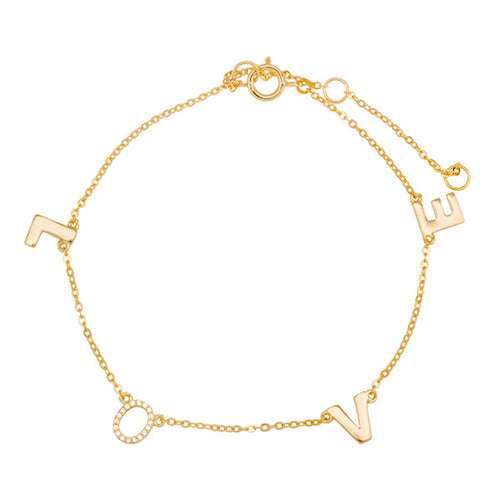 SHASHI, JEWELRY, SHASHI | Love Bracelet - Edgar Martha's Vineyard