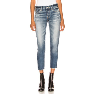 MOUSSY, DENIM, MOUSSY VINTAGE |  Vienna Tapered 1520 - Edgar Martha's Vineyard
