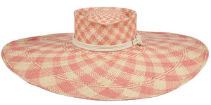 GLADYS TAMEZ MILLINERY, ACCESSORIES, GTM | Monroe Straw Hat - Edgar Martha's Vineyard