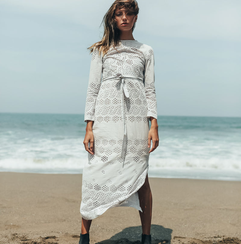 INNIKA CHOO, DRESS, INNIKA CHOO | Etta Keet Dress - Edgar Martha's Vineyard