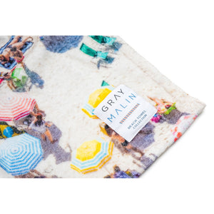 GRAY MALIN, ACCESSORY, GRAY MALIN | The Copacabana Beach Towel - Edgar Martha's Vineyard