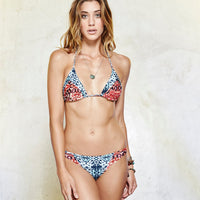 GYPSY 05, SWIM, GYPSY 05 | Daphina Mix Print Bottom - Edgar Martha's Vineyard