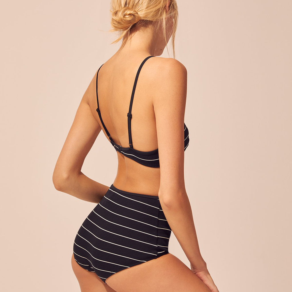 SOLID & STRIPED, SWIM, SOLID & STRIPED | The Brigitte Bottoms - Edgar Martha's Vineyard