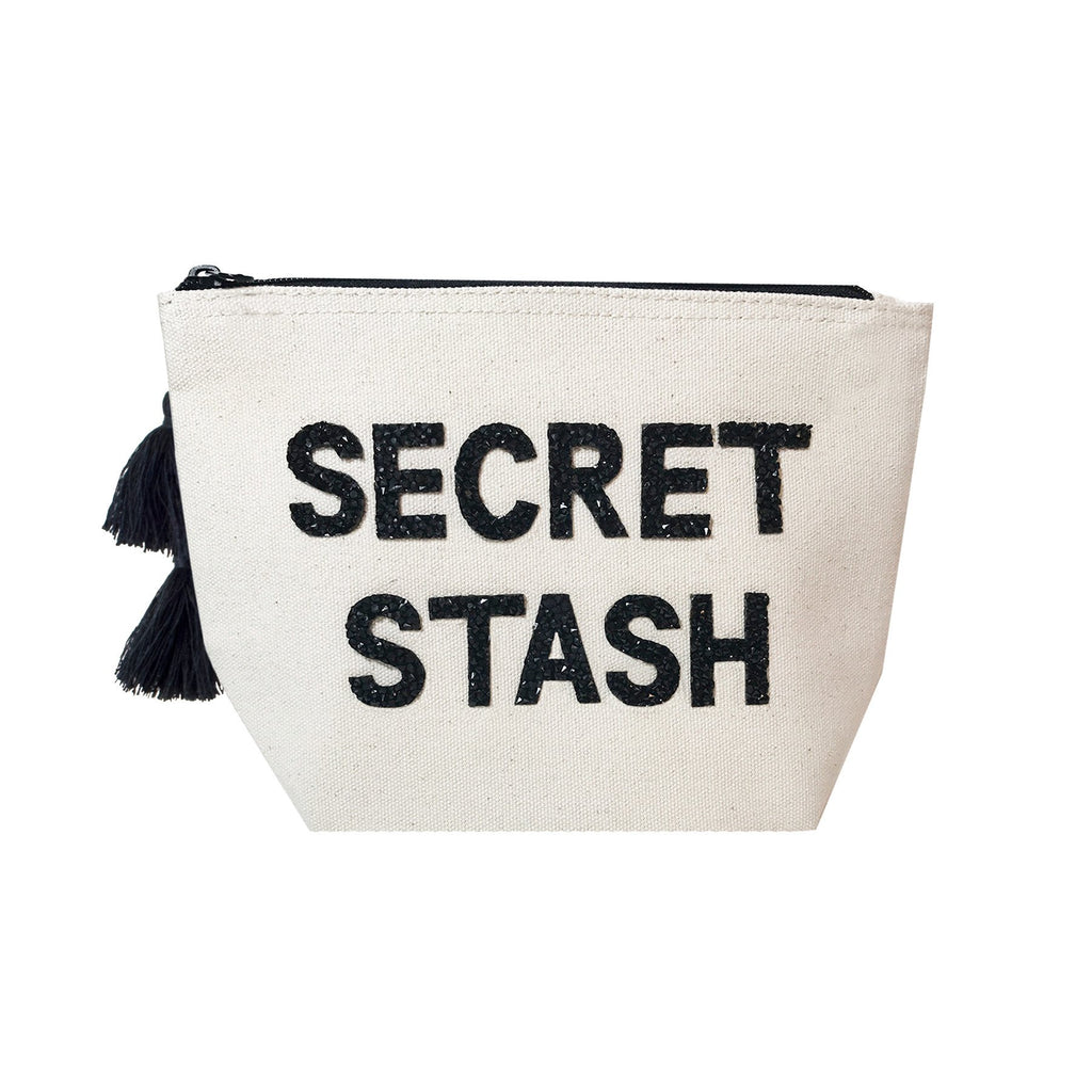 FALLON & ROYCE, ACCESSORY, FALLON & ROYCE | Secret Stash Cosmetic Bag - Edgar Martha's Vineyard
