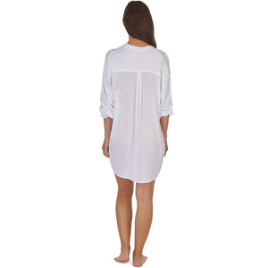 MIKOH, TOP, MIKOH | Cannes Coverup - Edgar Martha's Vineyard