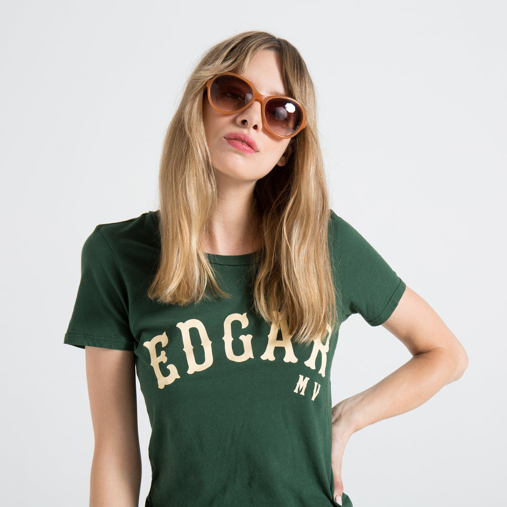 EDGAR mv, TOP, EDGARmv | Organic Cotton Classic T-Shirt - Edgar Martha's Vineyard