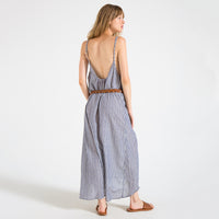 EDGAR mv, DRESS, EDGARmv | Japanese Cotton Adjustable Strap Beach Dress - Edgar Martha's Vineyard
