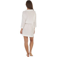 MIKOH, TOP, MIKOH | Moanalua Mini Dress - Edgar Martha's Vineyard