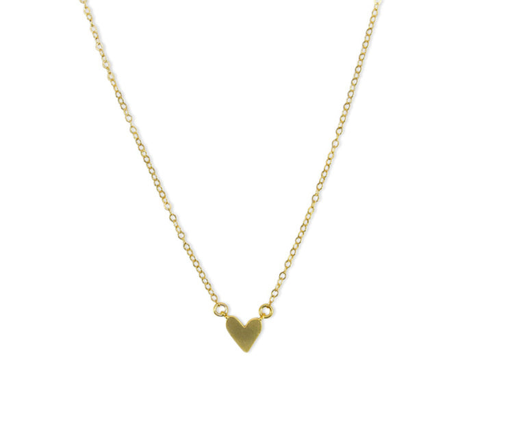 ELECTRIC PICKS, JEWELRY, ELECTRIC PICKS | Pulse Gold Necklace - Edgar Martha's Vineyard