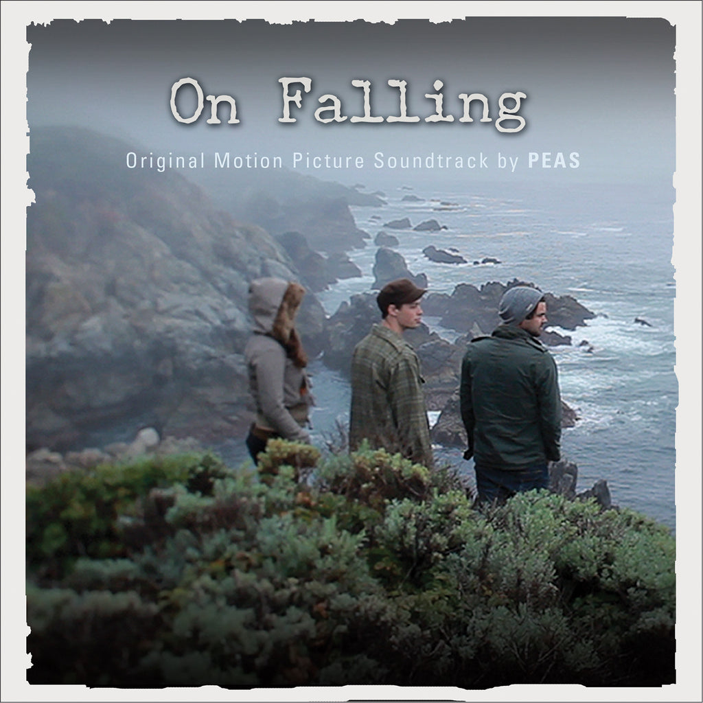 On Falling Original Motion Picture Soundtrack by PEAS