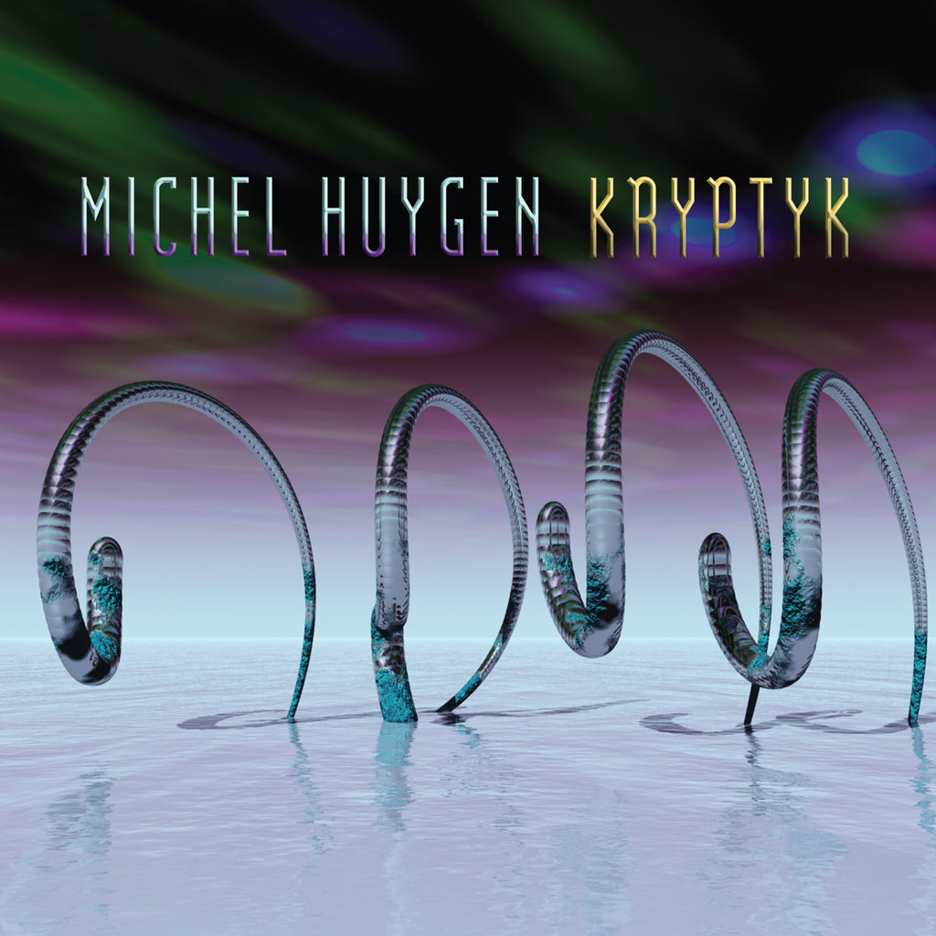 Kryptyk by Michel Huygen
