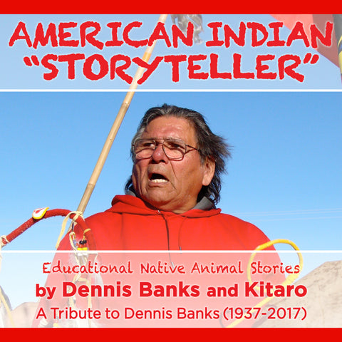 "Dennis Banks, Kitaro - American Indian ""Storyteller"""
