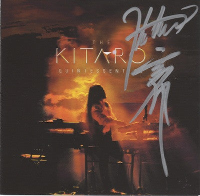 [LIMITED] The Kitaro Quintessential with Kitaro Autograph