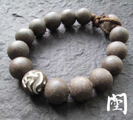 "[LIMITED] Handcraft Bonji Bracelet ""Senju Kannon"" (God of Mercy)"