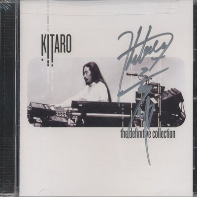 [LIMITED] The Definitive Collection with Kitaro Autograph (8 Left)
