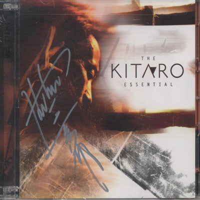 [LIMITED] The Essential Kitaro with Kitaro Autograph (3 Left)
