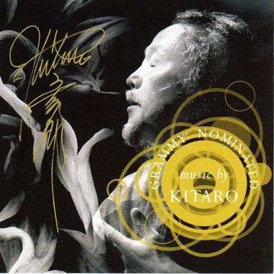 [LIMITED] Grammy Nominated with Kitaro Autograph