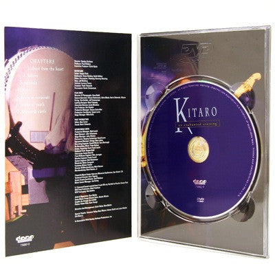 [DVD] An Enchanted Evening Digipack Limited Edition (2012) by Kitaro
