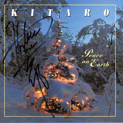 [VINYL] [LIMITED] Peace On Earth with Kitaro Autograph (HiFi Audio) (2 Left)