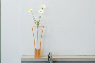 "Single Flower Vase ""HOLLOW"""