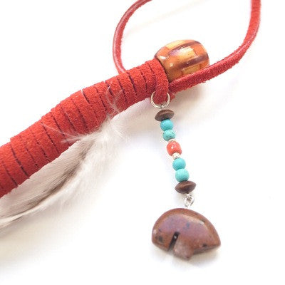 [LIMITED] White Sage Hanging Accessory (RED) (1 LEFT)