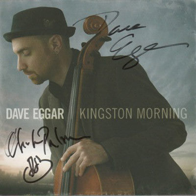 [LIMITED] Kingston Morning with Dave Eggar and Chuck Palmer Autograph (8 Left)