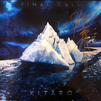 [VINYL] [LIMITED] Final Call (2013) by Kitaro (HiFi Audio) w/ Kitaro Autograph