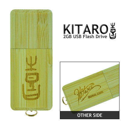 [LIMITED] Kitaro Logo 2GB USB Flash Drive