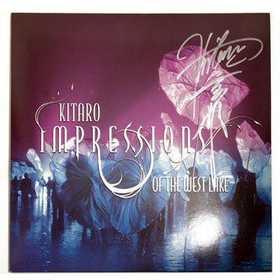 [VINYL][LIMITED]  Impressions Of The West Lake with Kitaro Autograph (HiFi Audio) (14 Left)