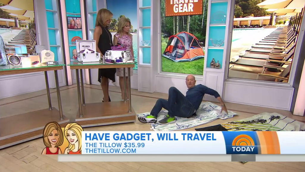 NBC Today Show: Travel Gadgets